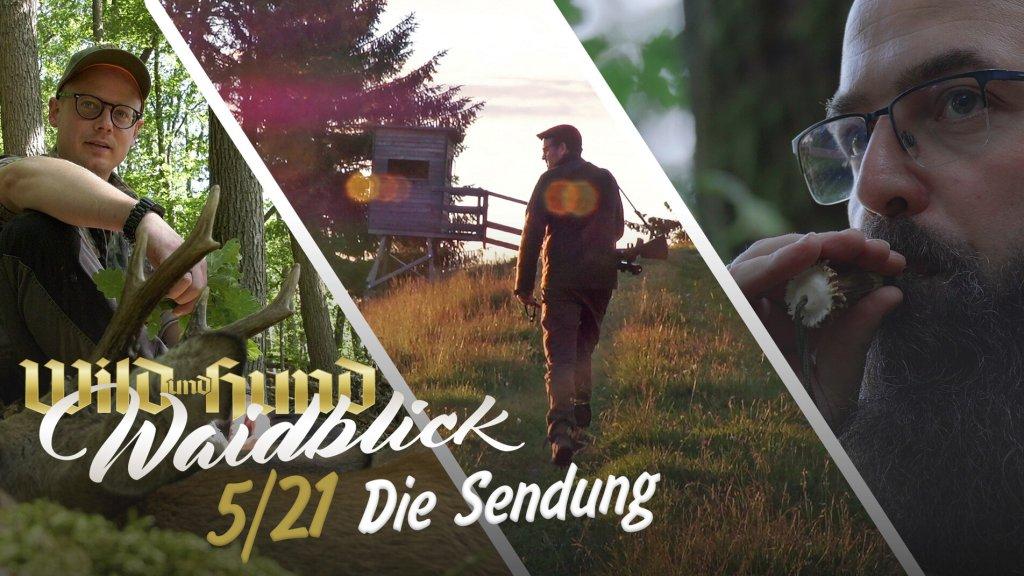 Waidblick - Die Sendung - Folge 5 2021