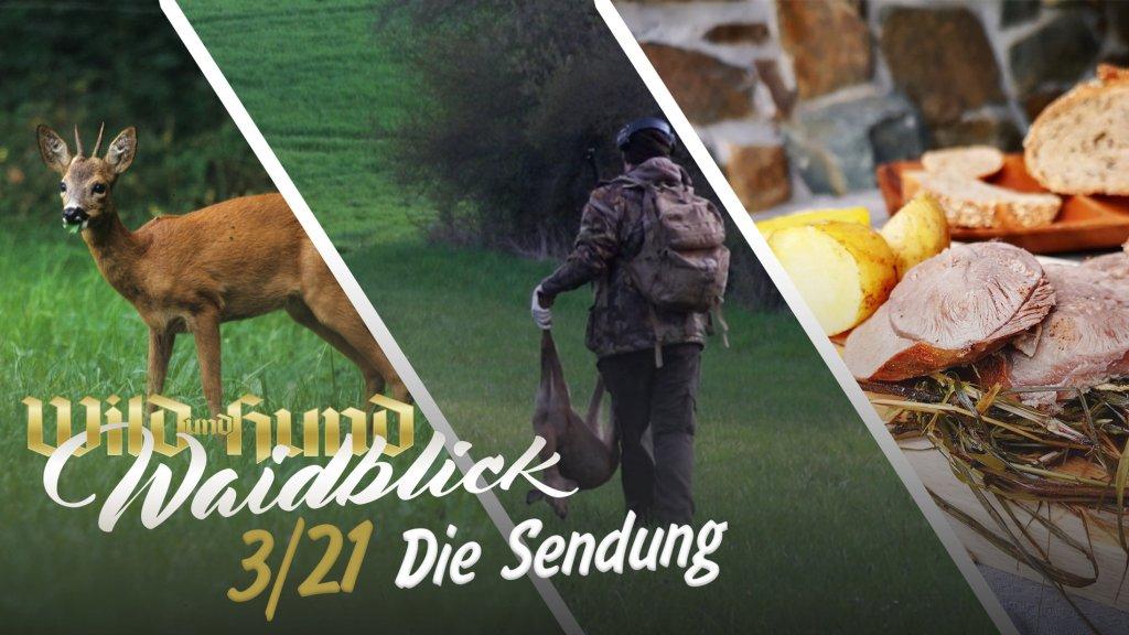 Waidblick - Die Sendung - Folge 3 2021