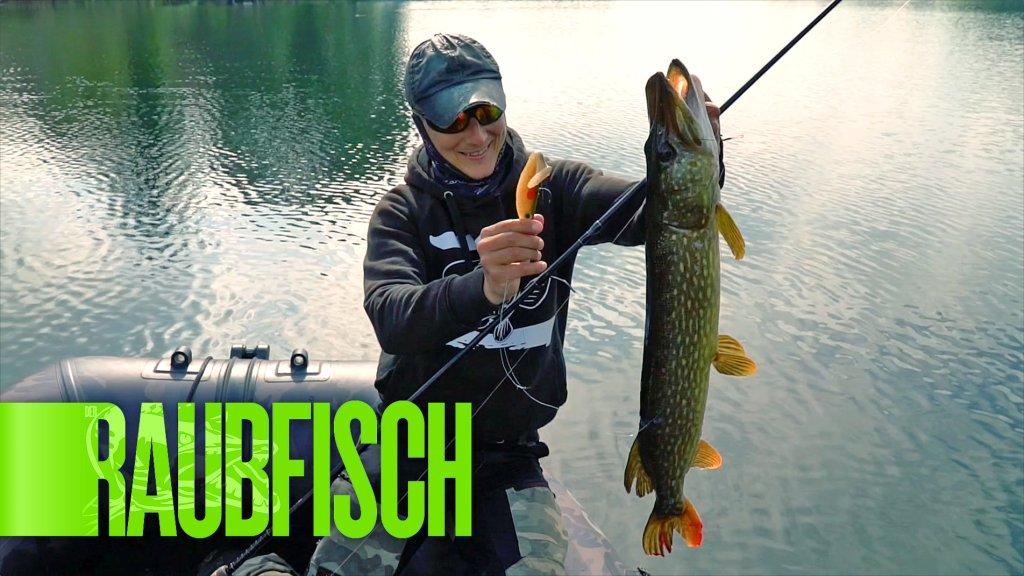 Kunstköderporträt: Der Finch von Zeck-Fishing
