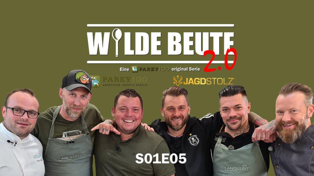 Wilde Beute | Folge 5 | Im Kochduell mit Sternekoch Oliver Röder
