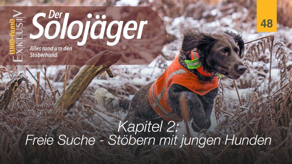 Der Solojäger - Kapitel 2 Freie Suche | WILD UND HUND-Exklusiv 48