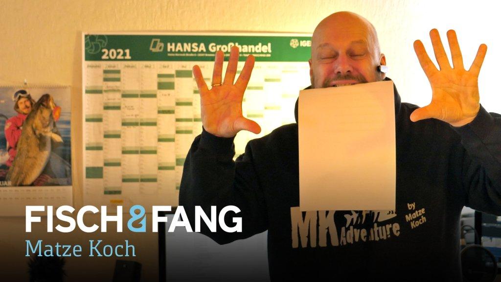 Anmoderation FISCH & FANG 04/2021