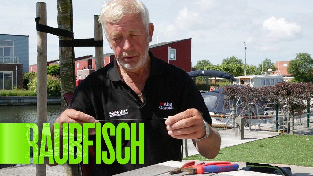 Expertentipp: Hechtvorfächer von Bertus Rozemeijer