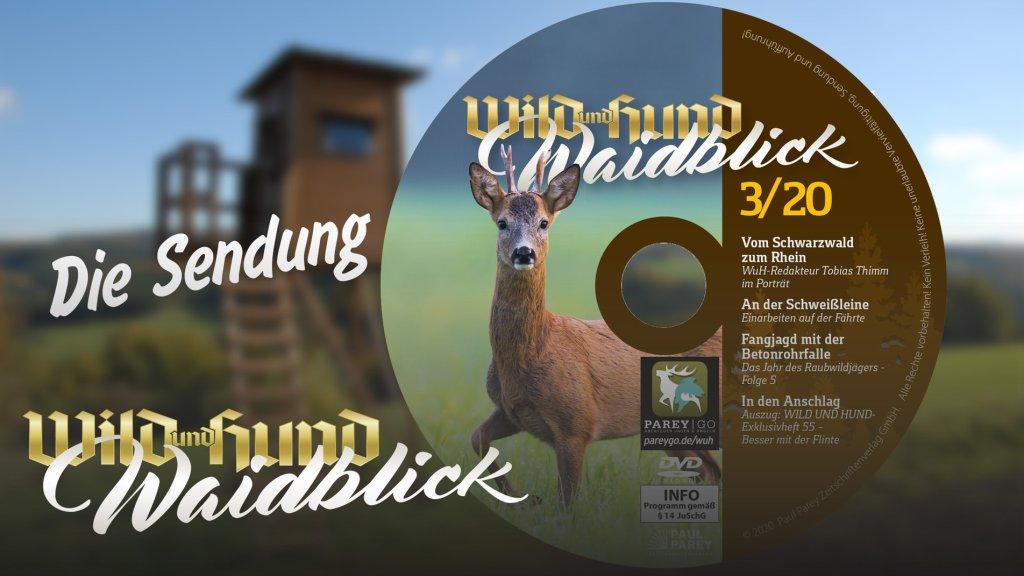 Waidblick - Die Sendung - Folge 3 2020