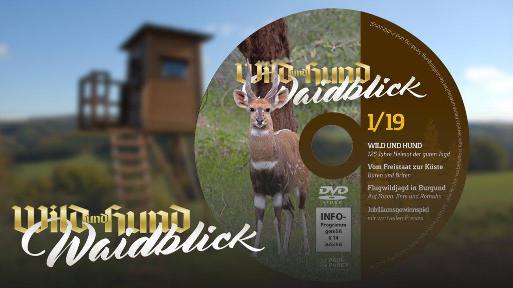 Waidblick - Die Sendung - Folge 1 2019