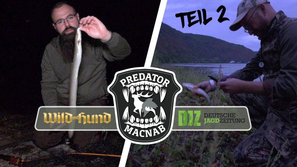 Predator Macnab Teil 2 - Zwei Redaktionen, ein Tag, eine Aufgabe