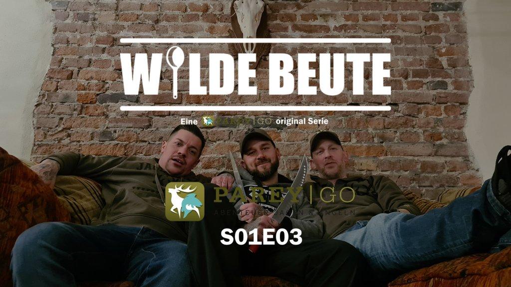 Wilde Beute | Folge 3 | Weihnachtsgrillen mit Marc-Aurel Wulfhorst