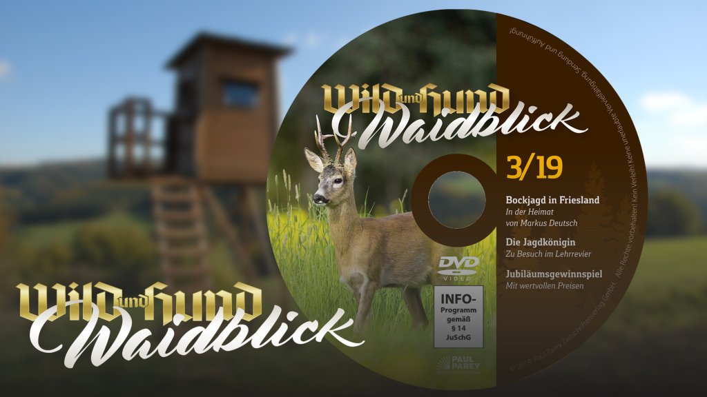 Waidblick - Die Sendung - Folge 3 2019